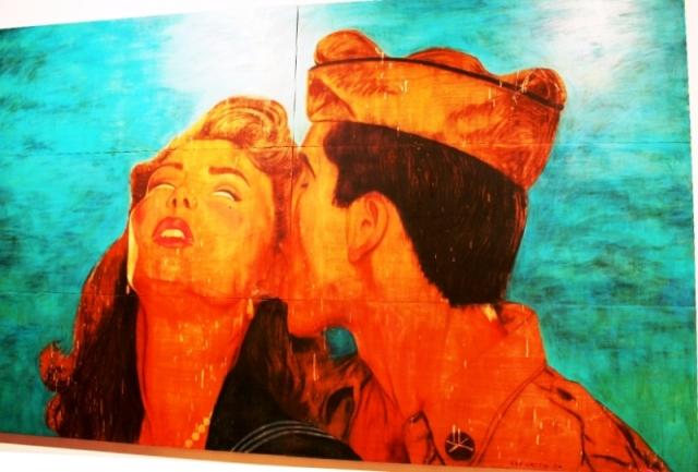 'Berlin (Kiss)' by Ray Smith